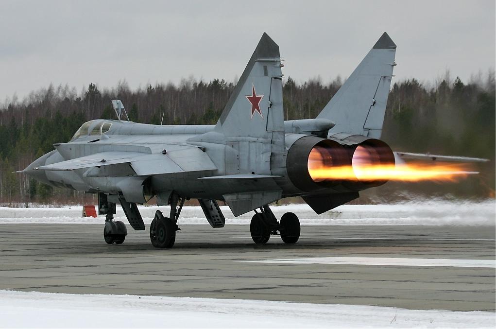 Kazakhstan : Perte d'un MiG-31