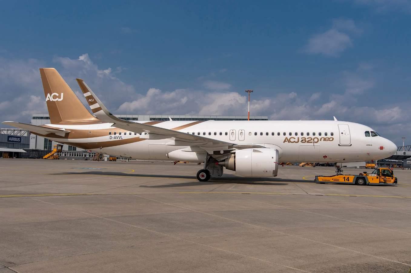 ACJ320neo set for flrst flight