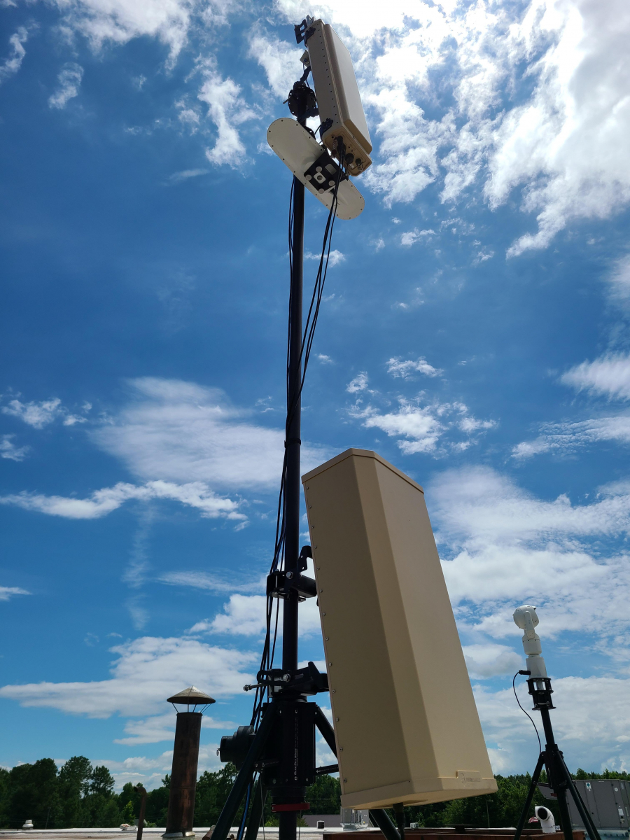 DroneShield protège les bases de l'USAF