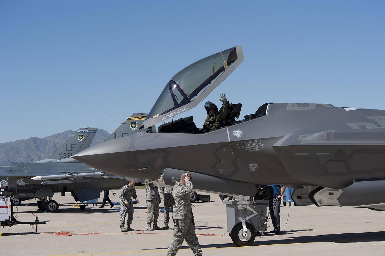 F-35, la série noire continue