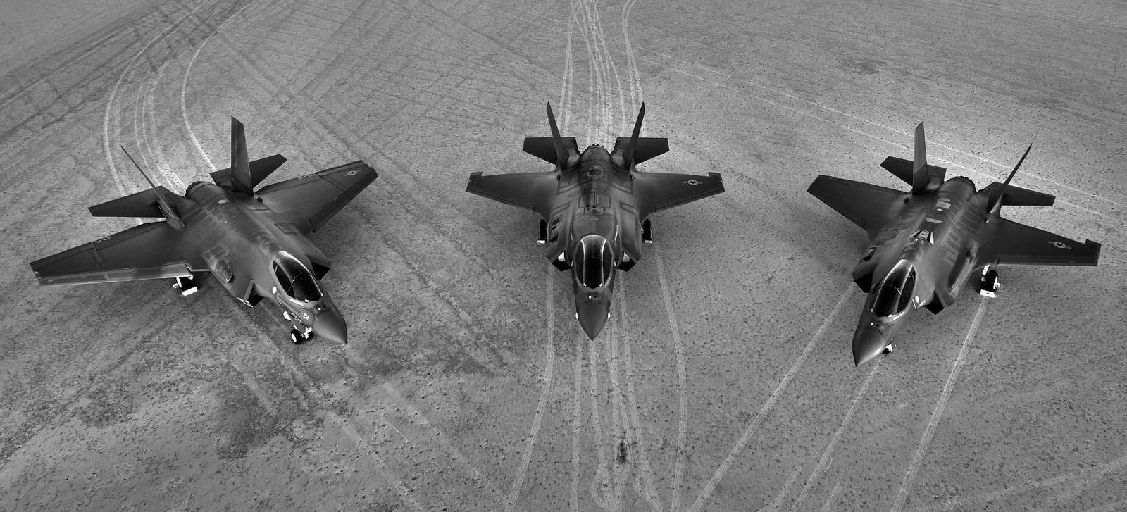 L'US Air Force défend à nouveau le F-35