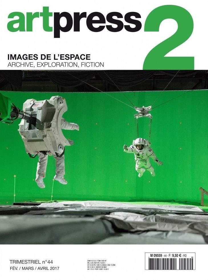Artpress2 n°44 spécial «Images de l'espace»
