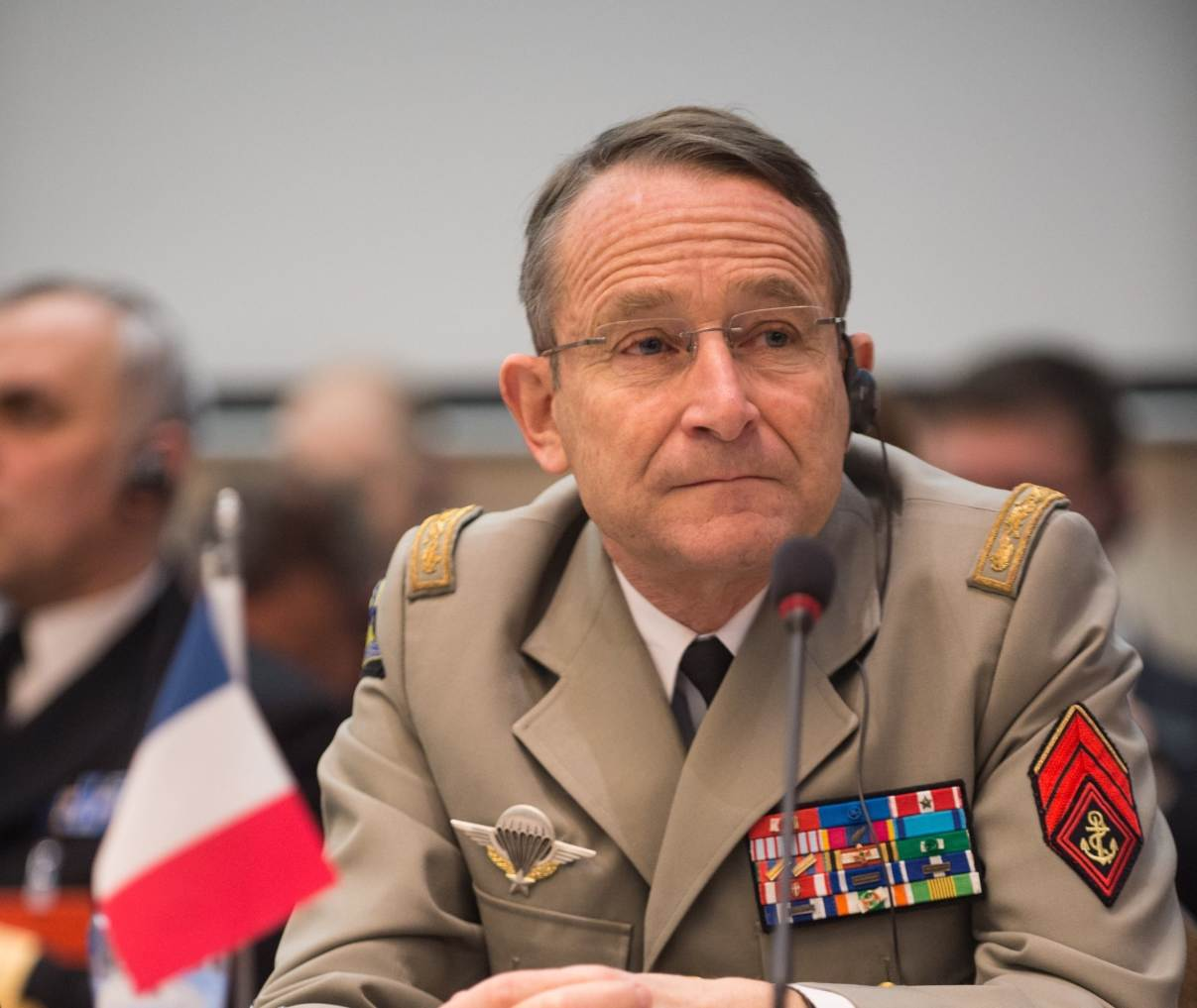 Le Chef d'Etat-Major des Armées a remis sa démission