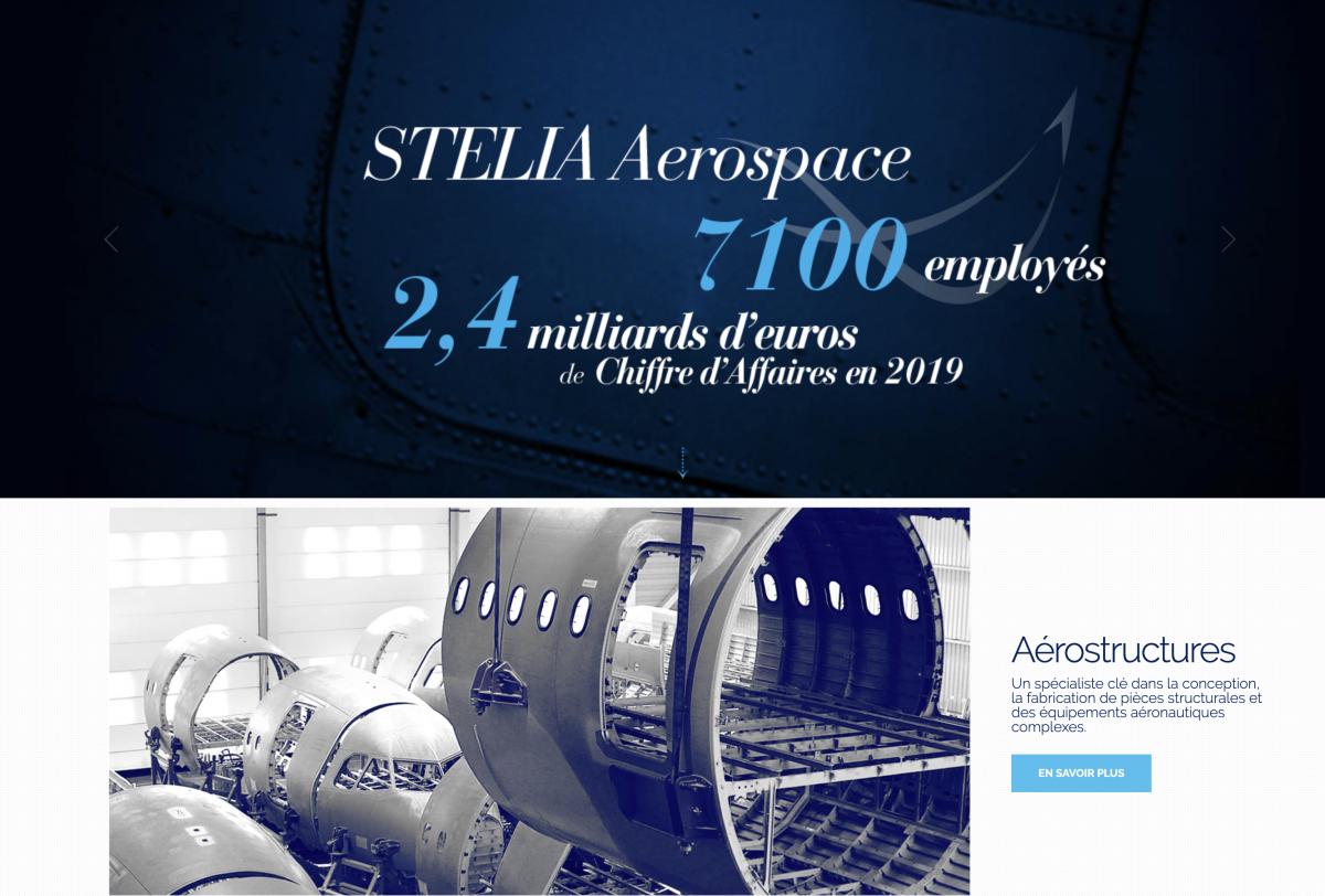 STELIA Aerospace certifiée «Top Employer» par le Top Employers Institute pour la deuxième année consécutive