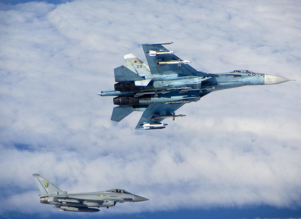La Russie déploie 14 chasseurs supplémentaires en Crimée