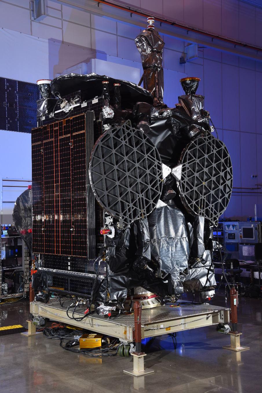 Un satellite dual pour le Luxembourg
