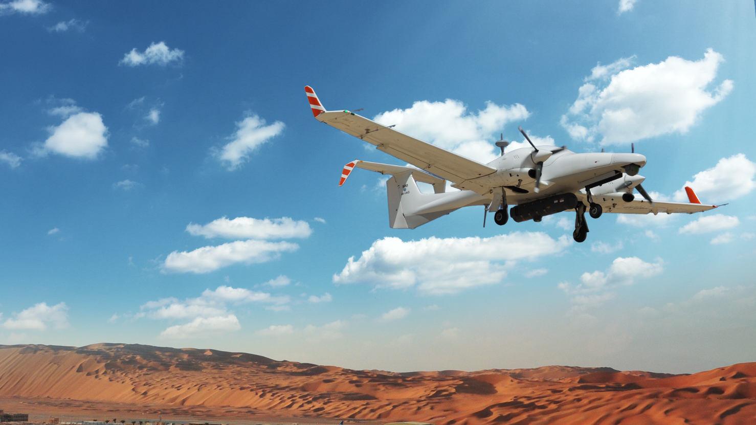 Aeronautics fournit des drones en Asie