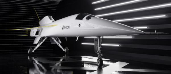Boom Supersonic a fait le roll-out de son XB-1