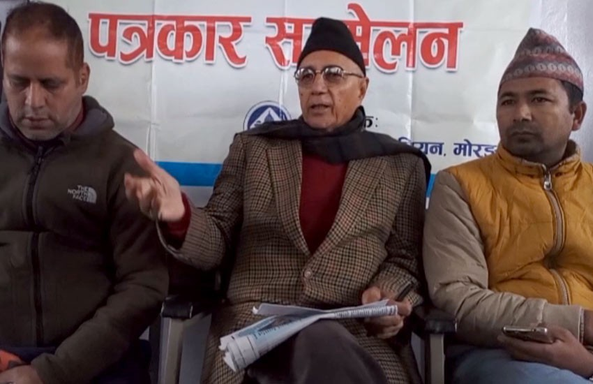 Constitutionally, PM not required to resign, says Shekhar Koirala