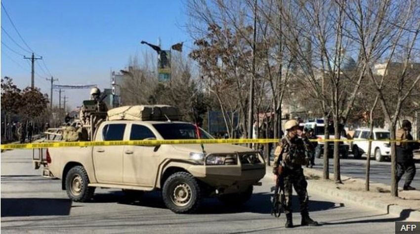 5 police killed, 2 injured in Afghanistan