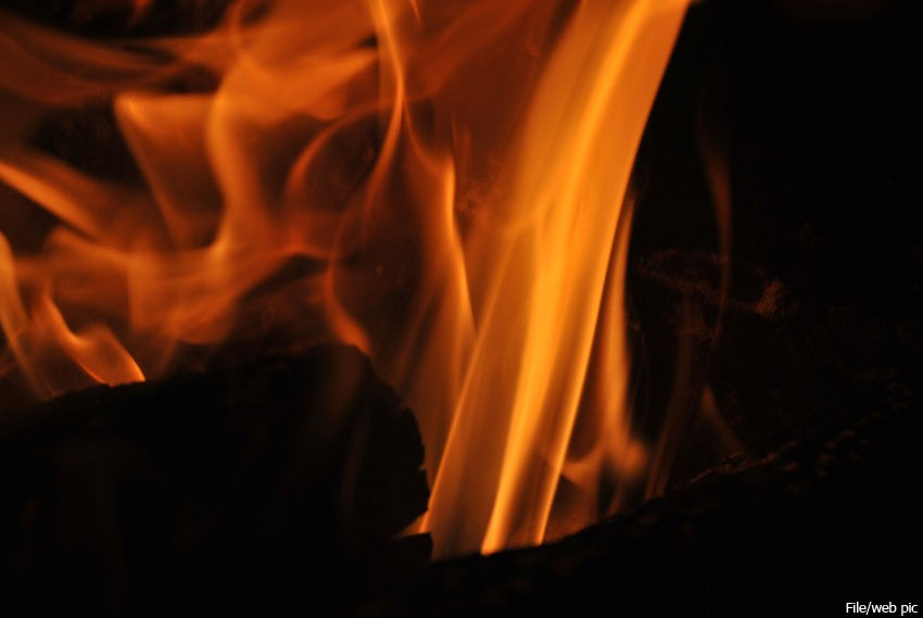 One injured, seven houses burnt down in Rolpa fire
