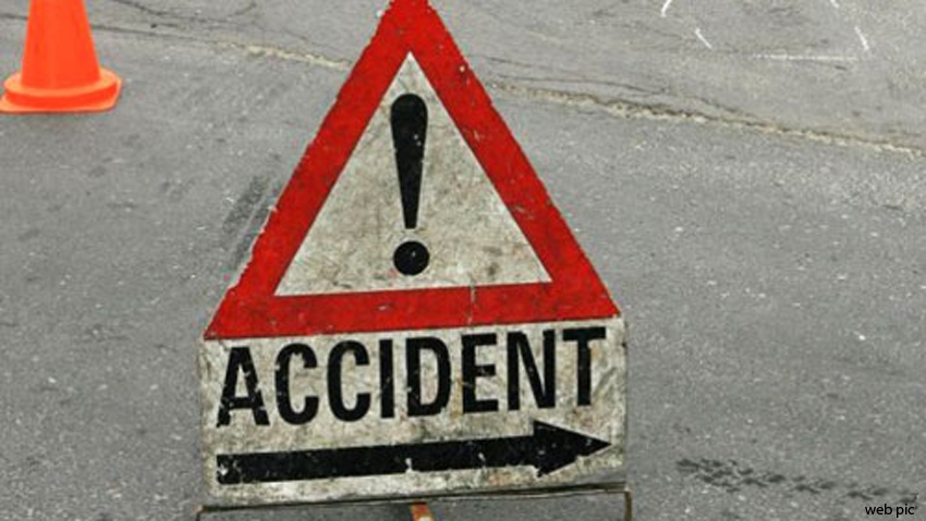 Motorcyclist killed after being hit by tractor