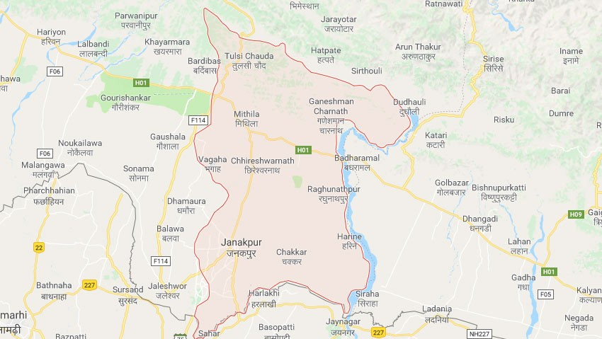 One injured in bomb explosion in Dhanusha
