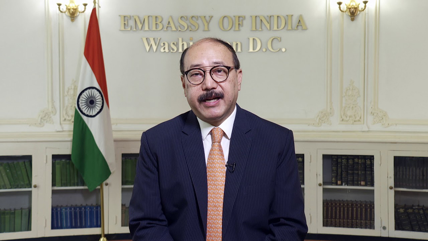 indian foreign secretary nepal visit