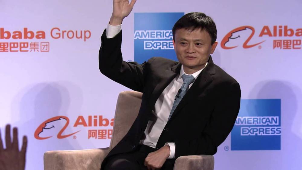 alibaba loose first reachest place in china