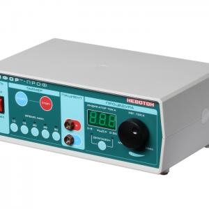 ЭЛФОР-ПРОФ аппарат для гальванизации лекарственного электрофореза автоматизированный