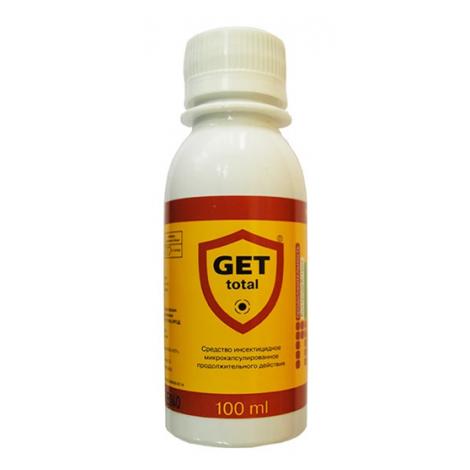 Get м.к.с. средство от насекомых 100 мл Упаковка: флакончик 100 мл