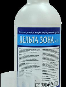 Дельта Зона м.к. 1 литр