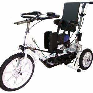 Реабилитационный велотренажер Ангел-СОЛО №3 (для детей)