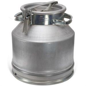 Бидон 25 литров алюминиевый