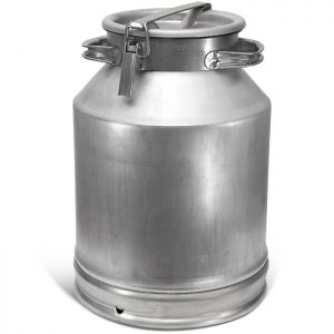 Бидон 40 литров алюминиевый