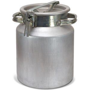 Бидон 20 литров алюминиевый