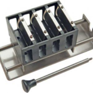 Кюветодержатель для спектрофотометра ПЭ-5300ВИ (4-х позиционный, кюветы 10х5...50 мм)