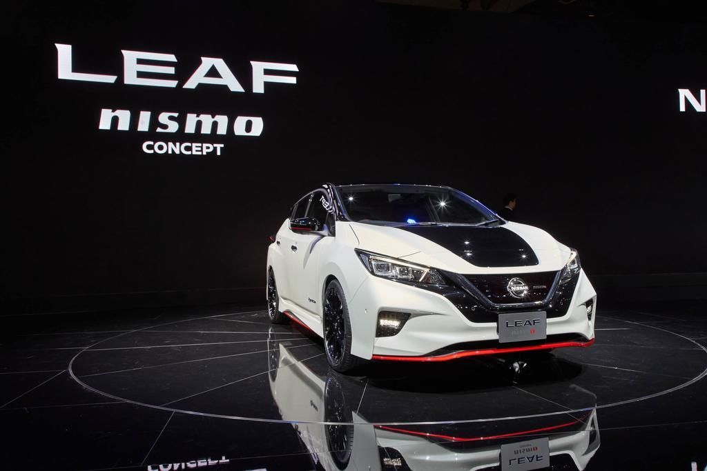 Content nissan leaf nismo a