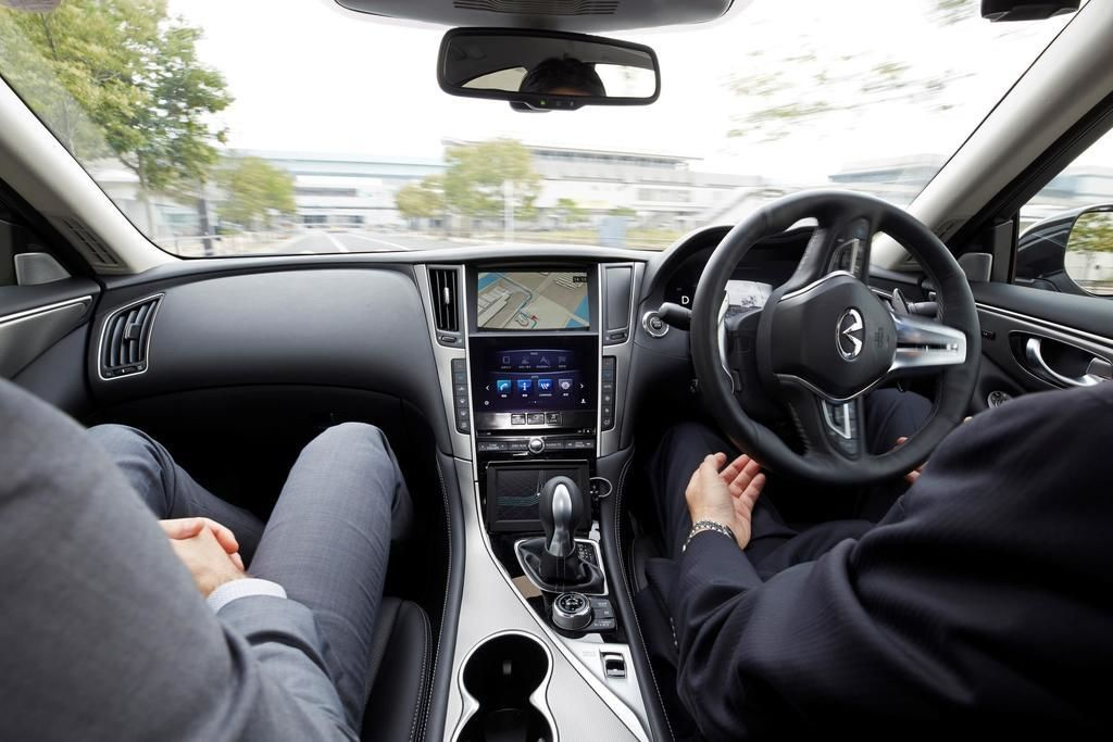 Content nissan tests fully autonomous prototype technology on streets of tokyo3