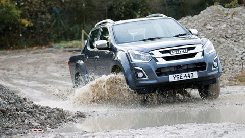 Thumb isuzu d max off road