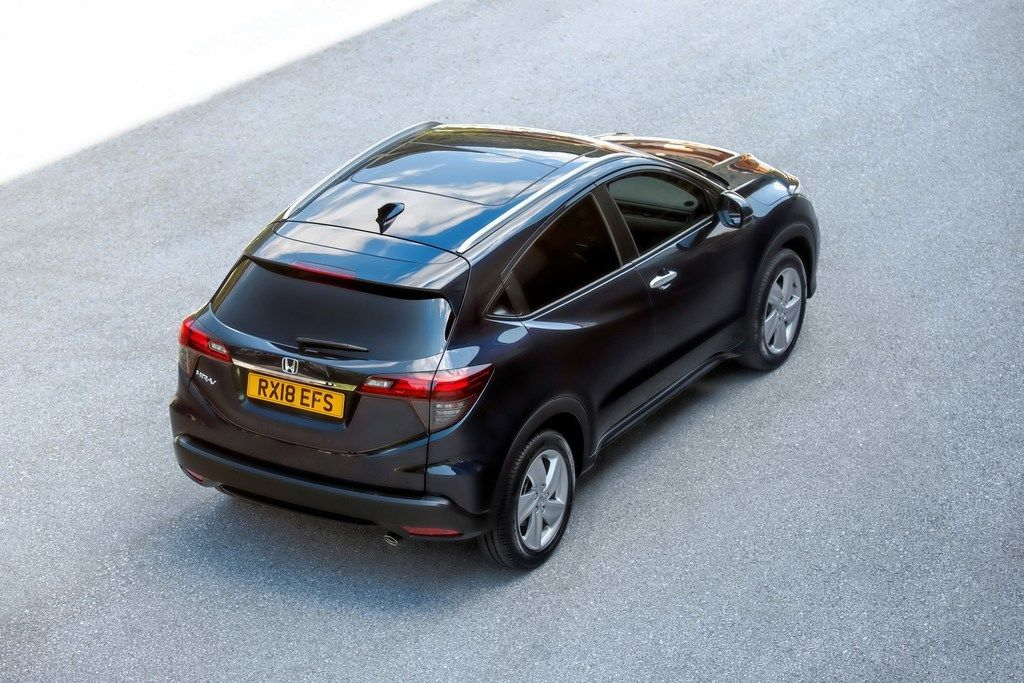 Content 138973 honda reveals most sophisticated hr v ever with refreshed styling and