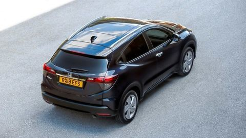 Thumb 138973 honda reveals most sophisticated hr v ever with refreshed styling and