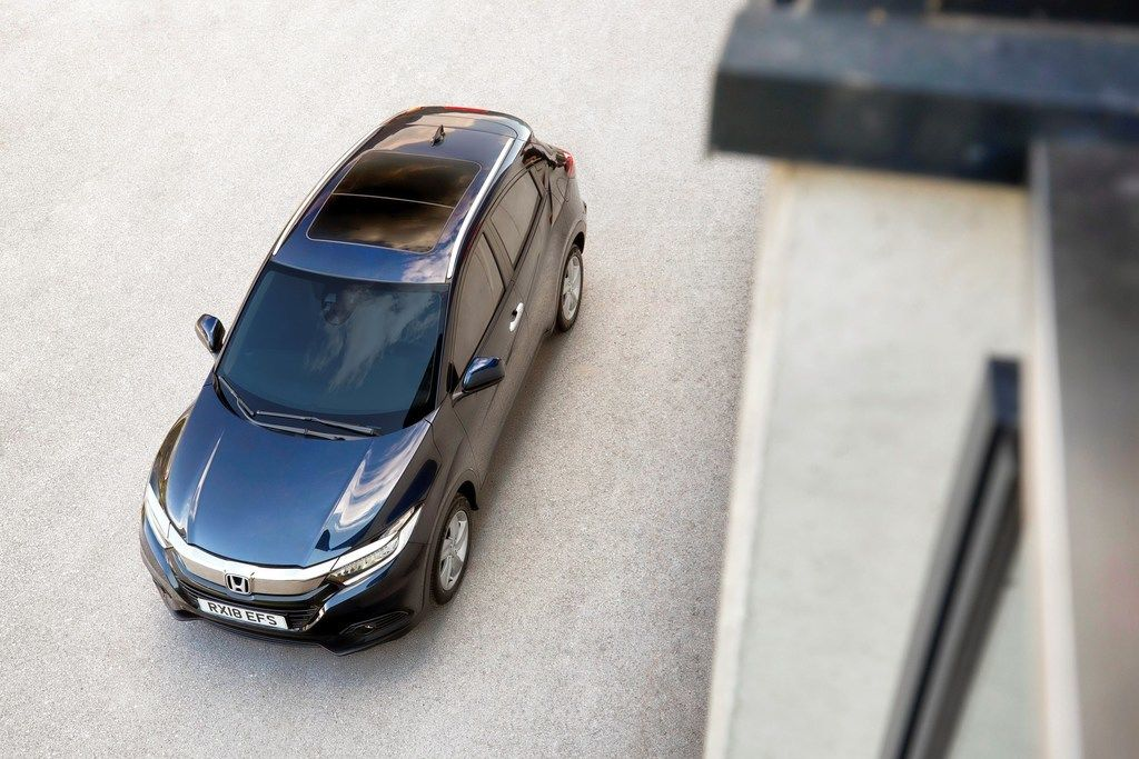 Content 138974 honda reveals most sophisticated hr v ever with refreshed styling and