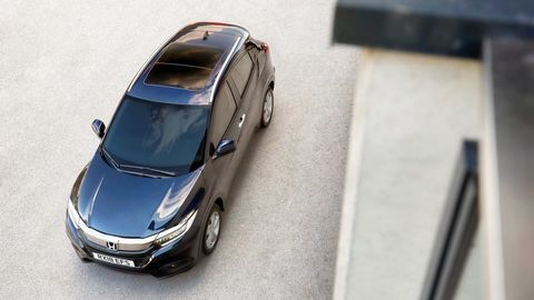 Thumb 138974 honda reveals most sophisticated hr v ever with refreshed styling and