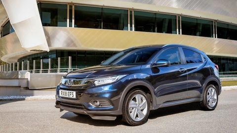 Thumb 138980 honda reveals most sophisticated hr v ever with refreshed styling and