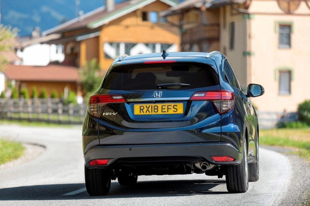 Content 151491 honda reveals most sophisticated hr v ever with refreshed styling and