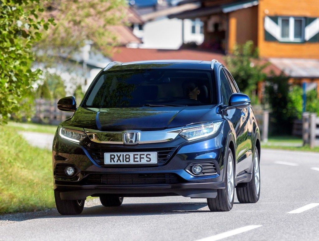 Content 151492 honda reveals most sophisticated hr v ever with refreshed styling and