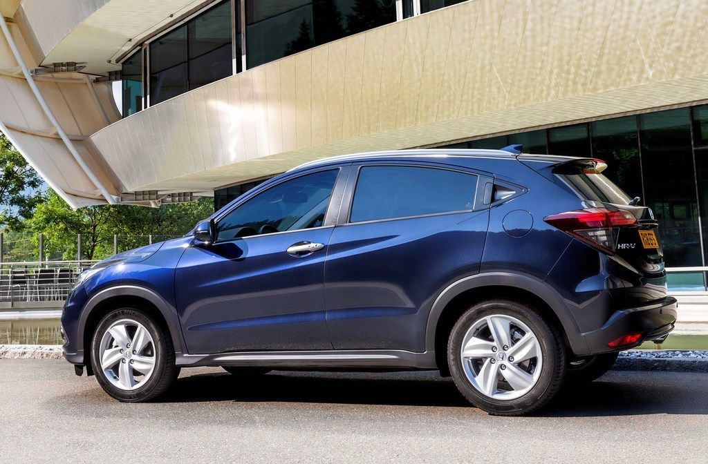 Content 151493 honda reveals most sophisticated hr v ever with refreshed styling and