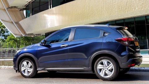 Thumb 151493 honda reveals most sophisticated hr v ever with refreshed styling and