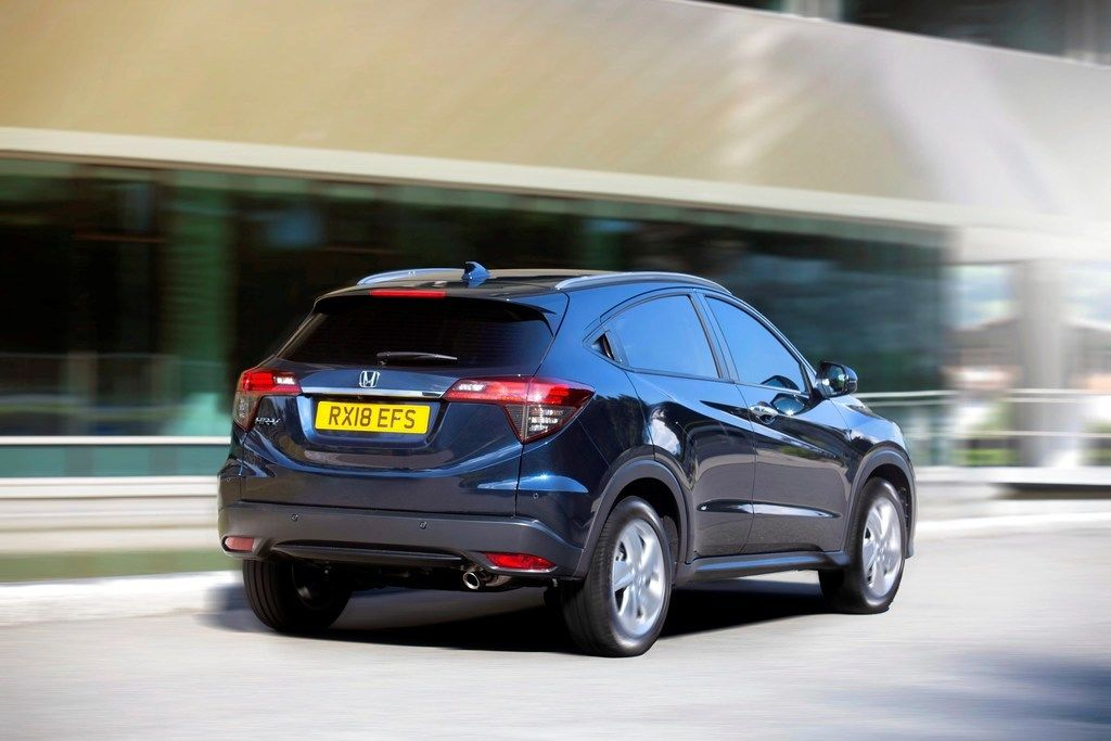 Content 151494 honda reveals most sophisticated hr v ever with refreshed styling and