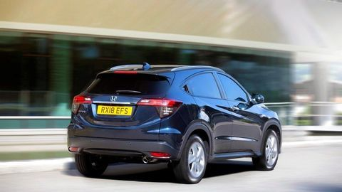 Thumb 151494 honda reveals most sophisticated hr v ever with refreshed styling and