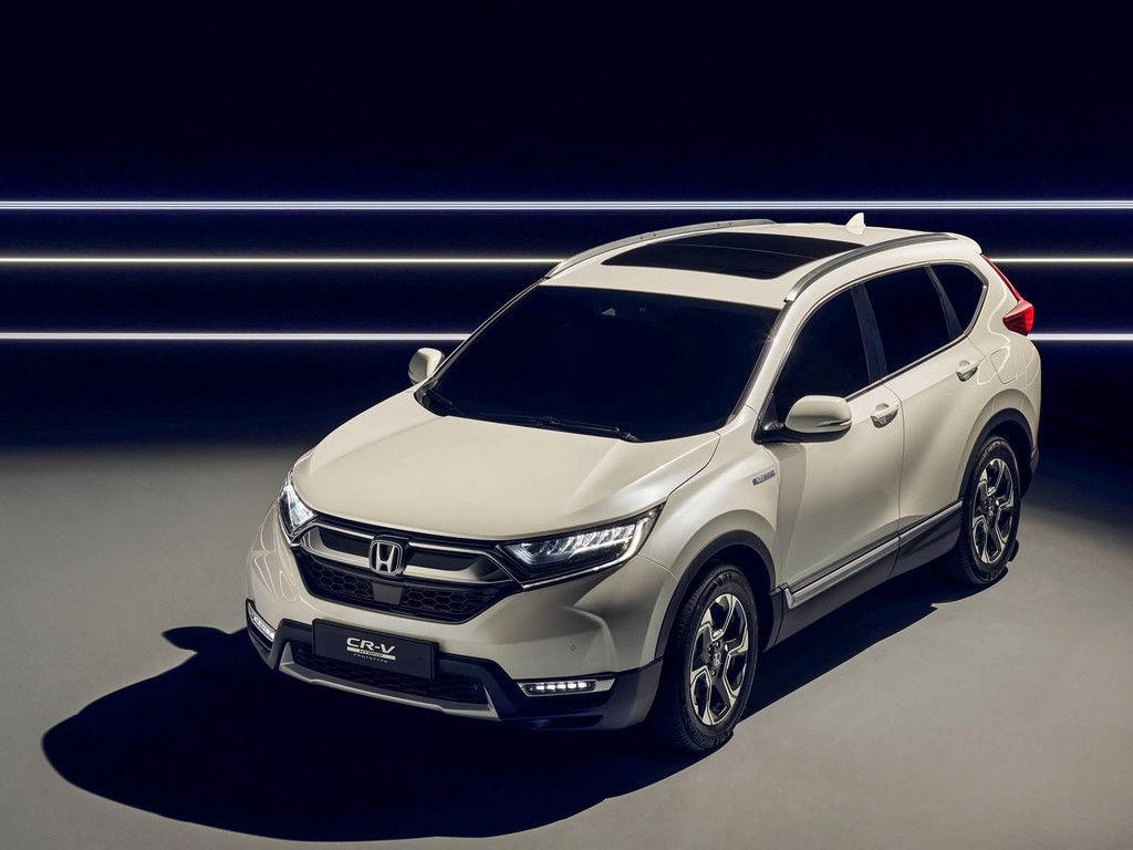 Content 113237 honda to unveil cr v hybrid prototype at frankfurt motor show