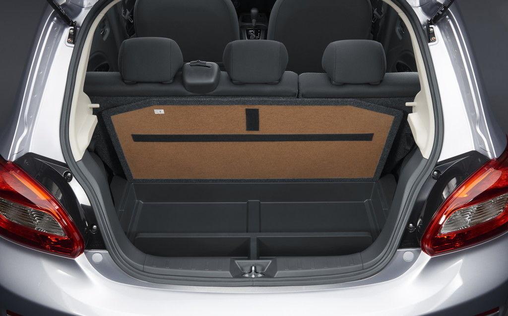 Content kofferraumbox in der ausstattung top