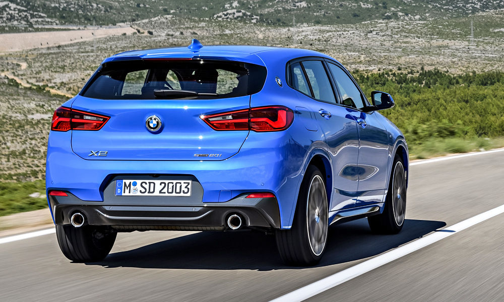 Content bmw x2 b