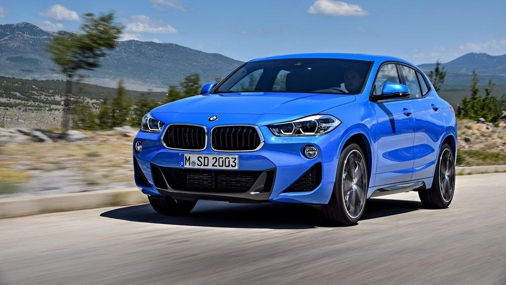 Content bmw x2 a