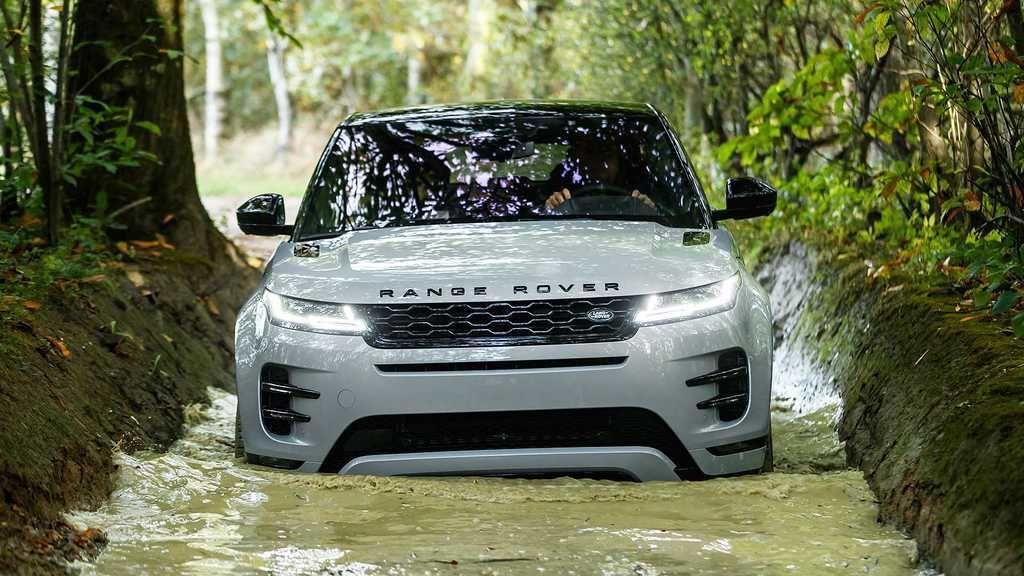 Content range rover evoque brod