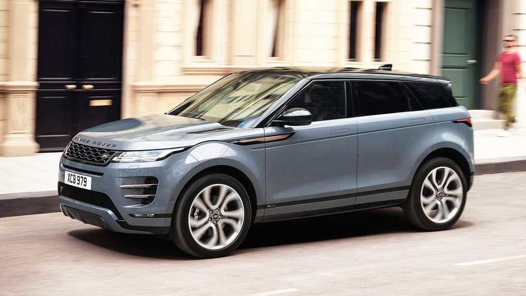 Content range rover evoque pb