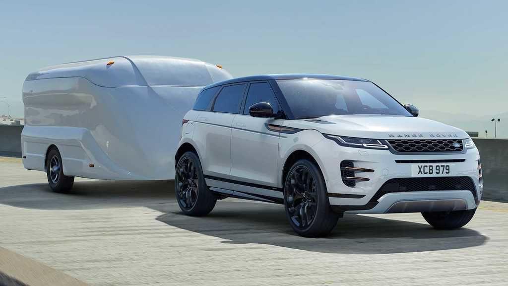 Content range rover evoque pr ves