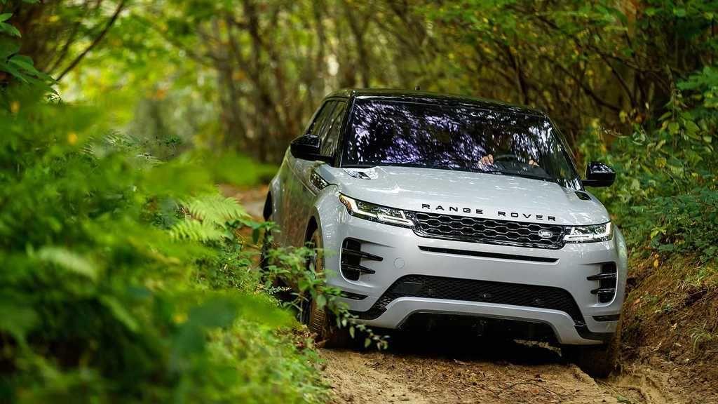 Content range rover evoque teren1