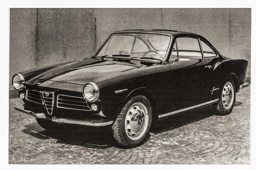 Content 12 giulietta sprint 1960